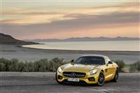 2016 Mercedes-Benz AMG GT image.