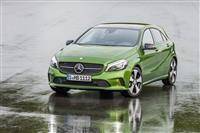 2016 Mercedes-Benz A-Class image.