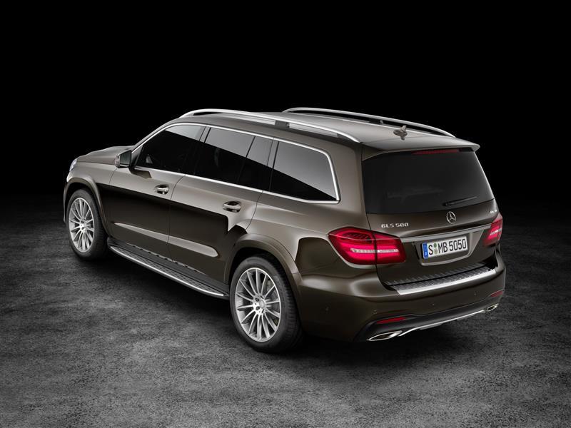 2016 Mercedes Benz Gls Cl
