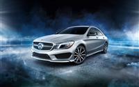 2016 Mercedes-Benz CLA-Class image.