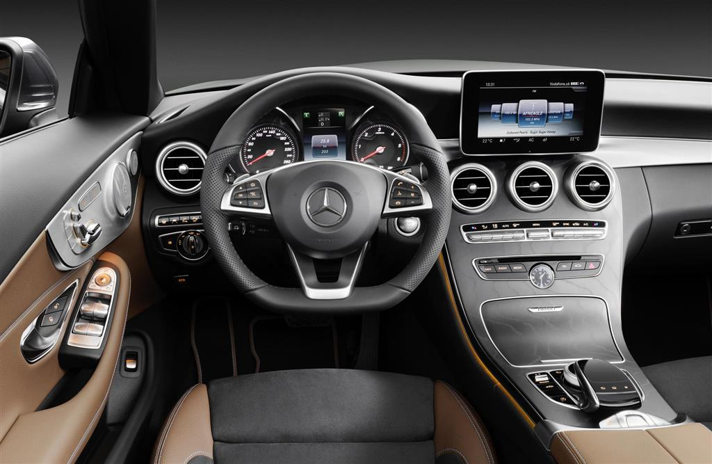 2017 Mercedes-Benz C43 News and Information