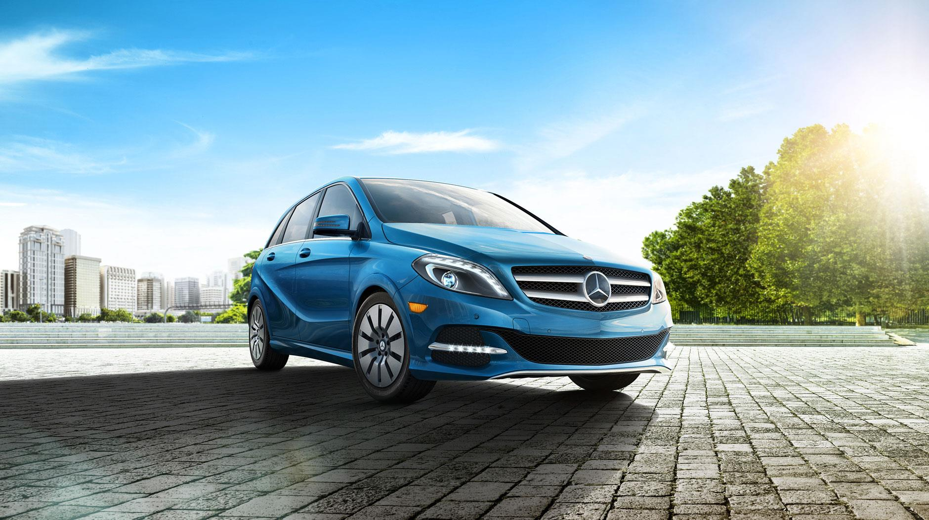 Monthly sales data for the mercedes benz b class for Mercedes benz class b