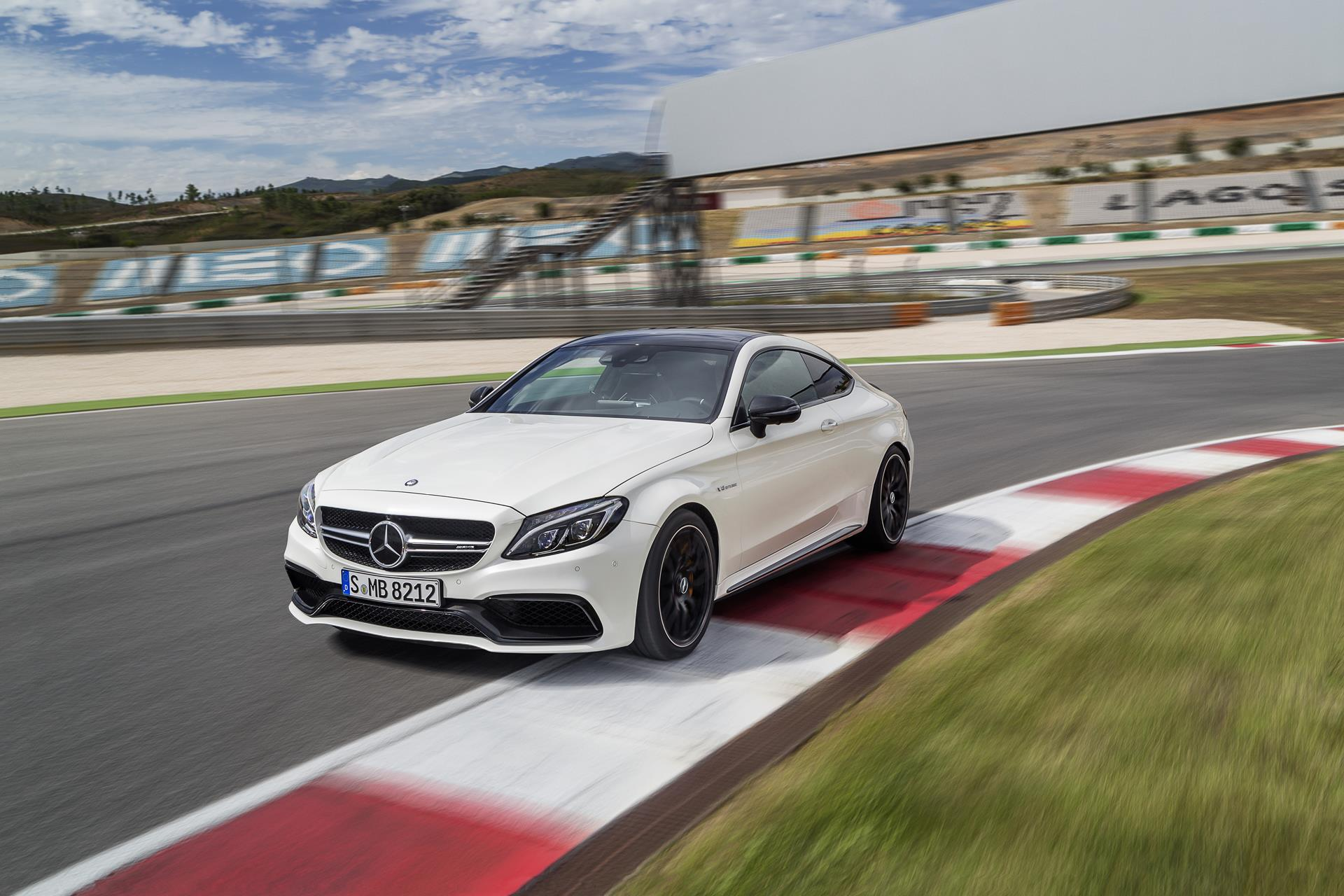 2017 mercedes benz c63 amg news and information for Facts about mercedes benz