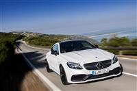 Image of the C63 AMG