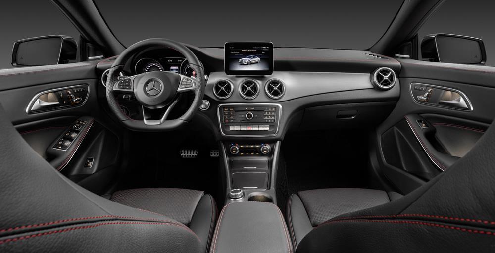 2017 Mercedes Benz Cla Cl Thumbnail Image