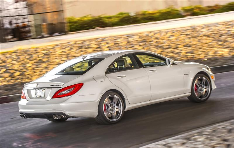 2017 mercedes-benz cls-class image. photo 22 of 28