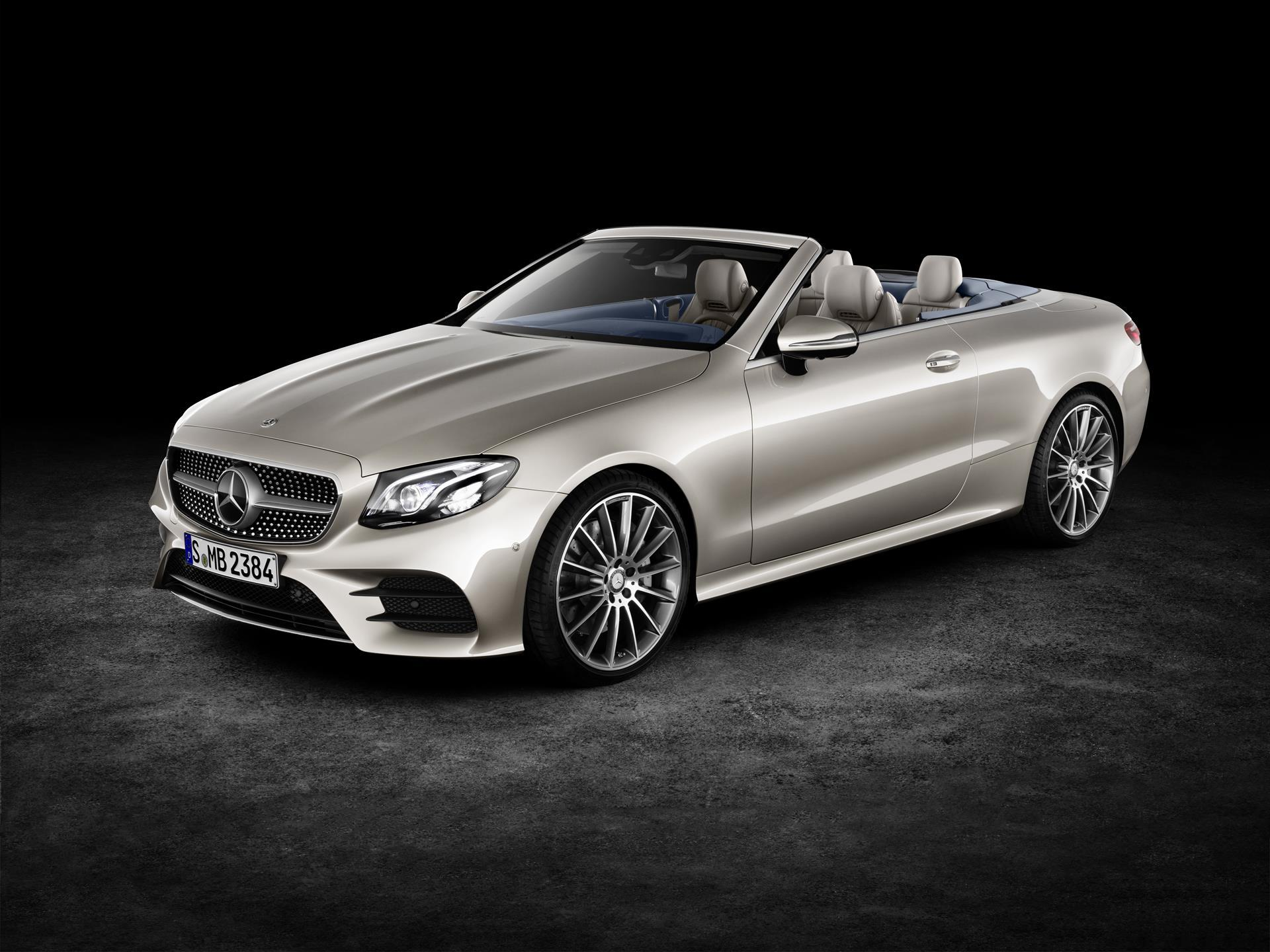 2017 mercedes benz e class cabriolet news and information. Black Bedroom Furniture Sets. Home Design Ideas
