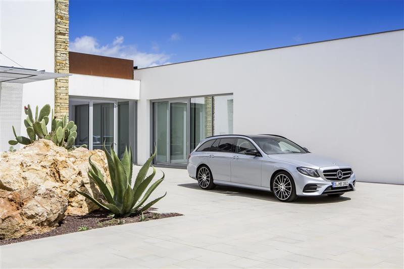 2017 Mercedes-Benz E-Class Estate