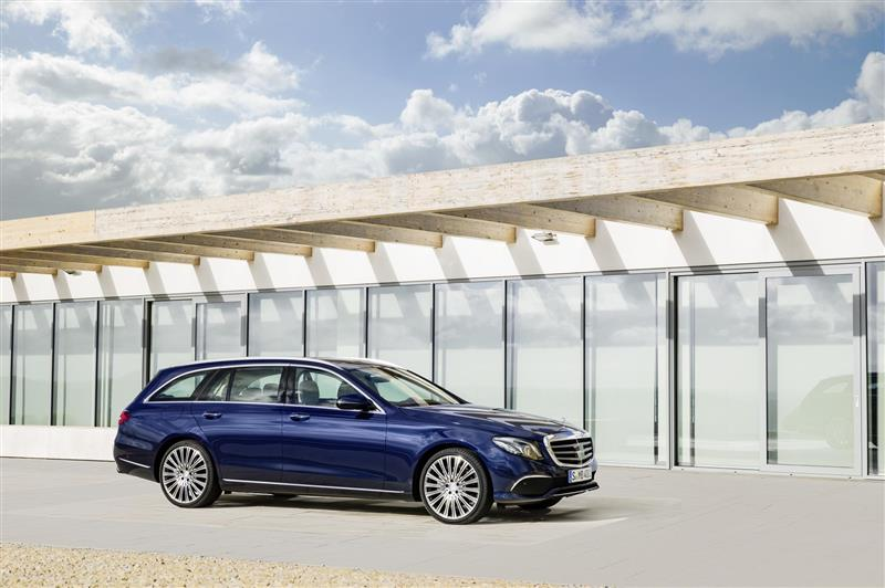 2017 Mercedes-Benz E-Class Estate