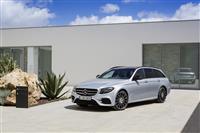 2017 Mercedes-Benz E-Class Wagon image.