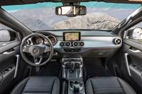 2017 Mercedes-Benz X-Class