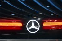 2017 Mercedes-Benz Concept EQA Show Car