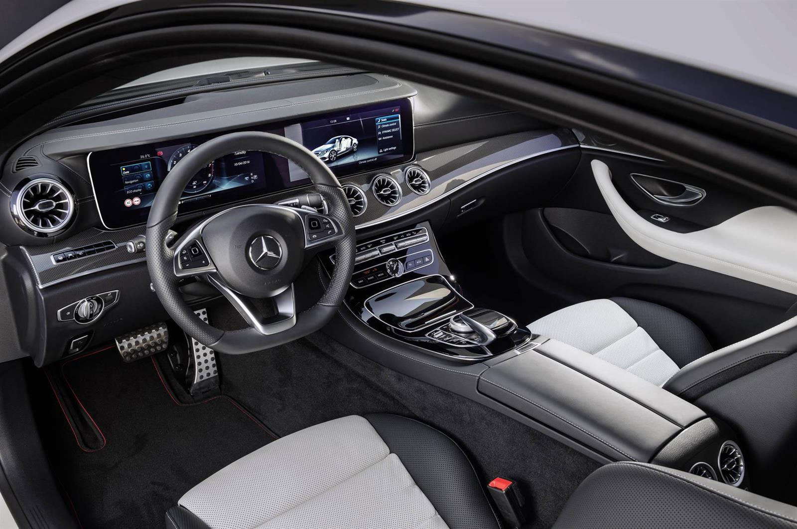 2017 Mercedes-Benz E-Class Coupe