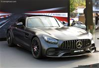 Image of the AMG GT C Edition 50