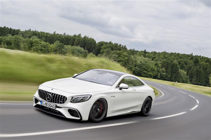 Mercedes-Benz AMG S-Class pictures and wallpaper