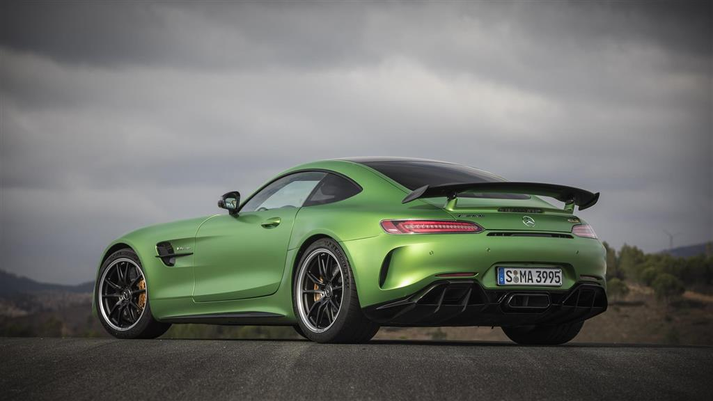 2018 Mercedes Benz Amg Gt R Wallpaper And Image Gallery