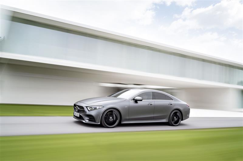 Mercedes-Benz CLS-Class pictures and wallpaper
