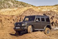 Mercedes-Benz G-Class Monthly Vehicle Sales
