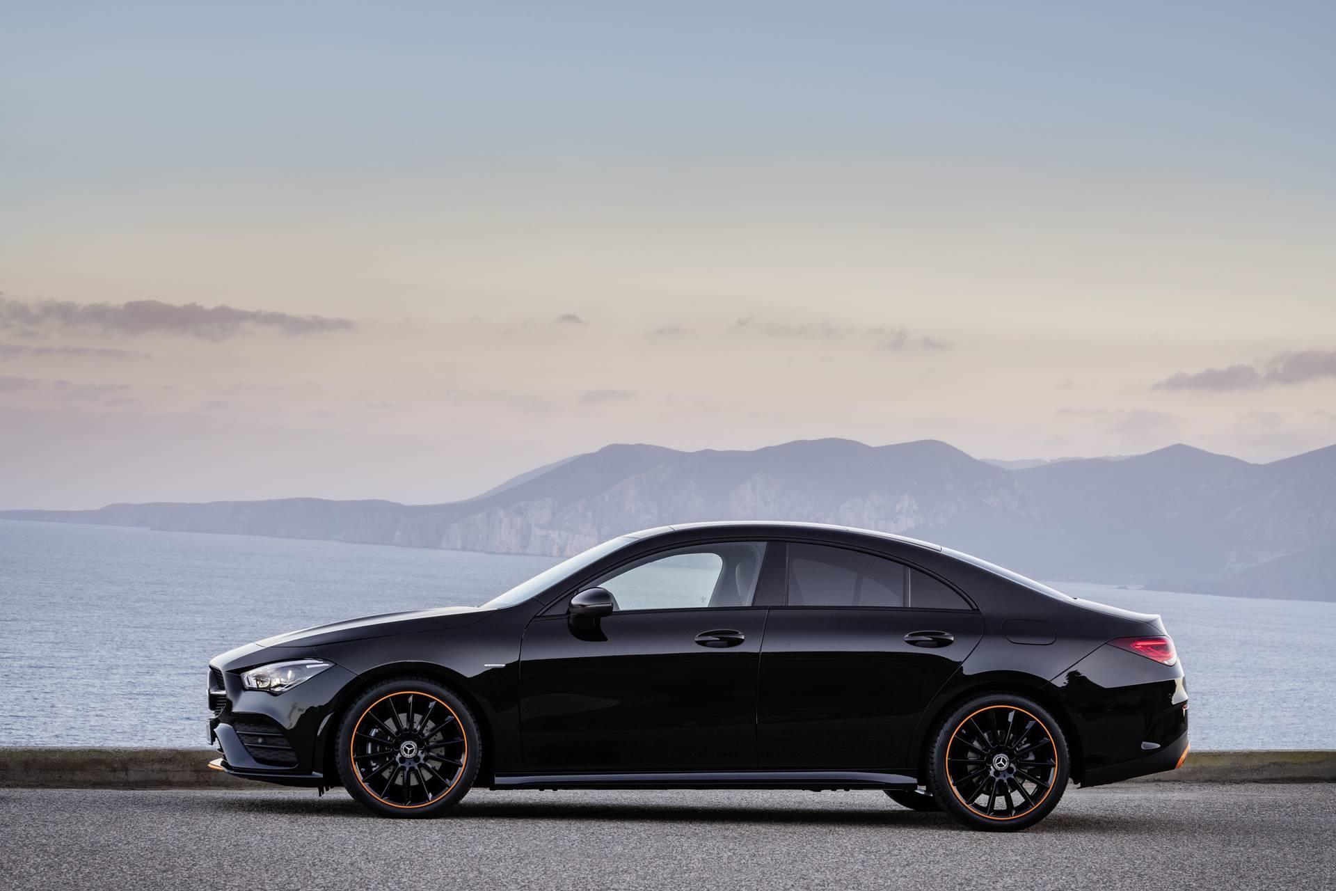 2020 Mercedesbenz Cla Coupe News And Information Com