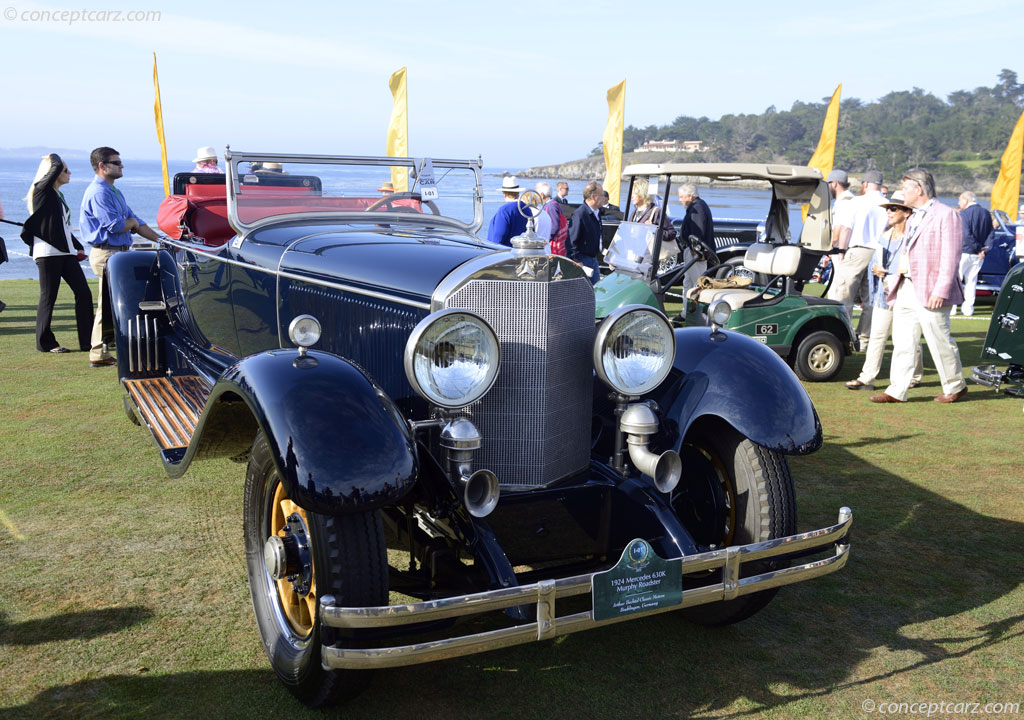 1925 Mercedes-Benz 630K Pictures, History, Value, Research, News ...