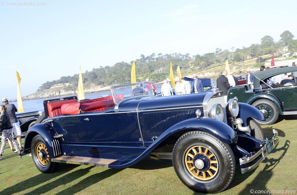 1925 Mercedes-Benz 630K