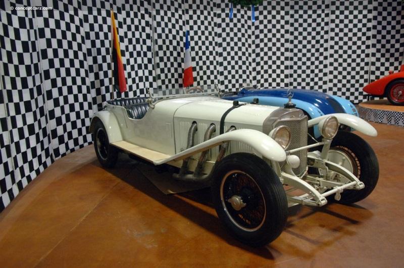 1927 Mercedes-Benz Model S