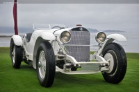 1927 Mercedes-Benz SSK