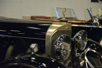 1927 Mercedes-Benz 630K.  Chassis number 32019