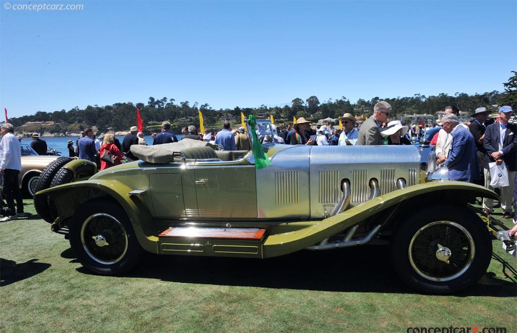 1927 Mercedes-Benz 630K