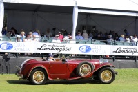 1927 Mercedes-Benz Model S.  Chassis number 35903