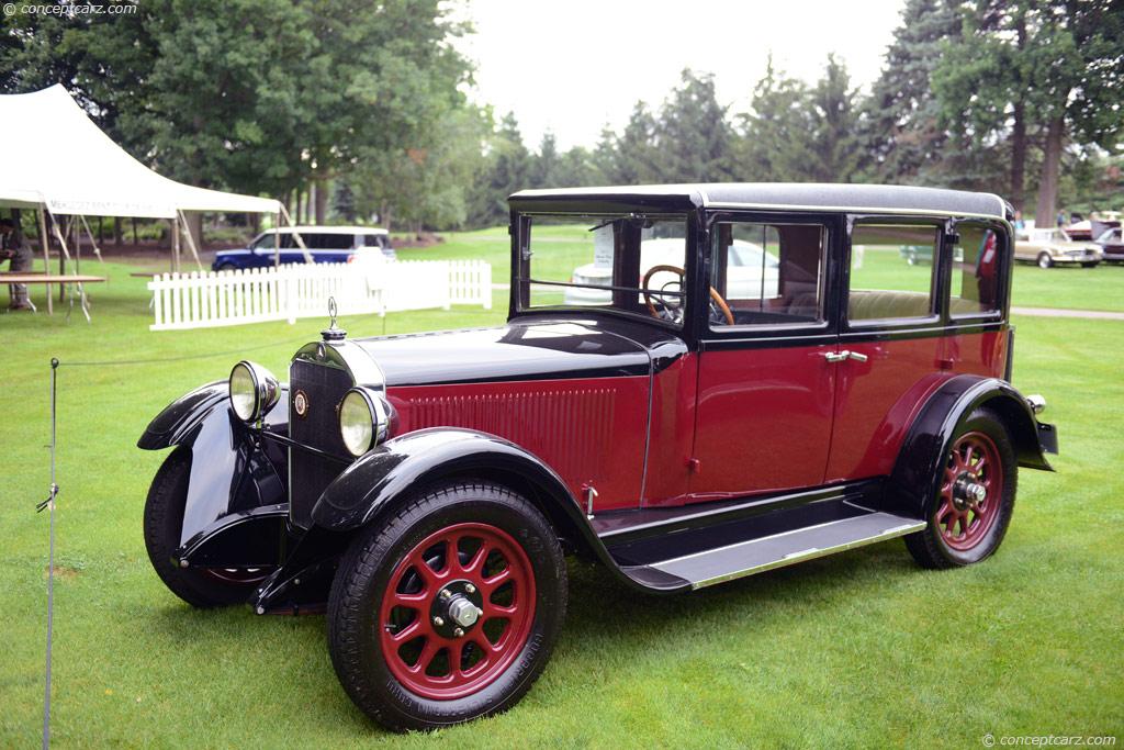 1927 Mercedes-Benz Typ 8/38 PS