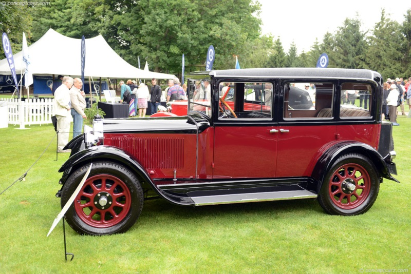 1927 Mercedes-Benz Typ 8/38 PS