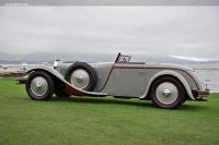 1928 Mercedes-Benz Model S image.