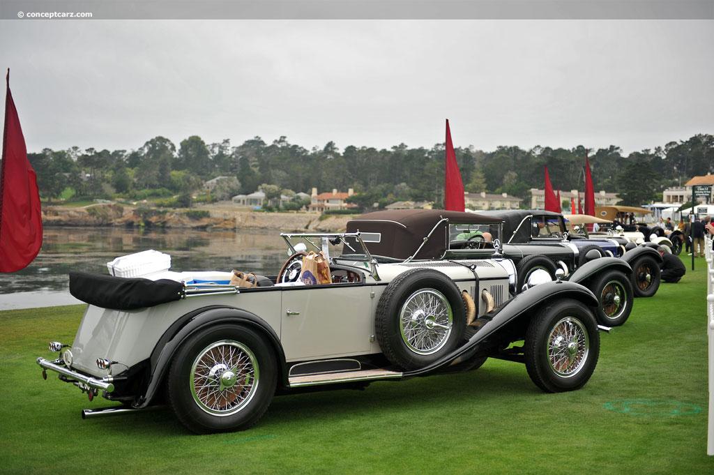 1928 mercedes benz 710 ss image for Mercedes benz ss
