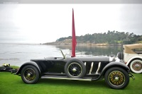 1928 Mercedes-Benz Model S.  Chassis number 35313