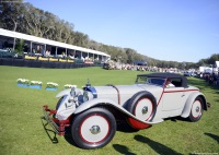 1928 Mercedes-Benz Model S.  Chassis number 35949