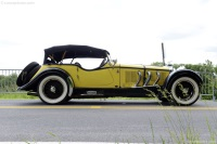 1928 Mercedes-Benz Model S.  Chassis number 35920