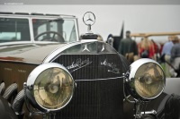 1929 Mercedes-Benz 630K.  Chassis number 36278