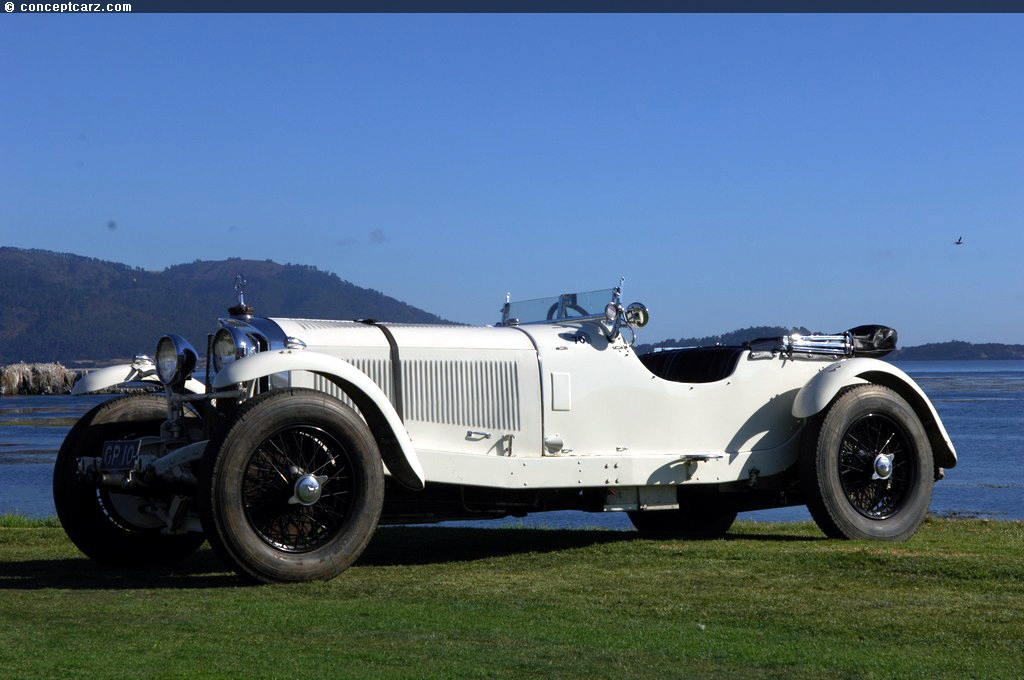 1930 Mercedes Benz 710 Ss Rennsport Image Chassis Number Gp10