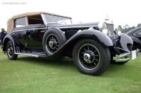 1930 Mercedes-Benz 770K