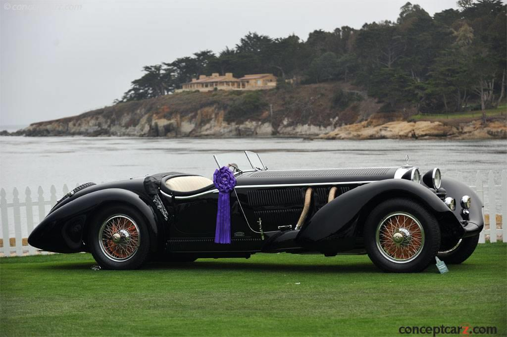 1930 Mercedes-Benz 38/250 SS