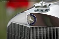 1933 Mercedes-Benz 380K image.