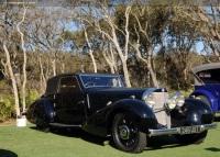 1934 Mercedes-Benz 540K image.