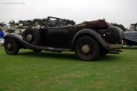 1934 Mercedes-Benz 500K