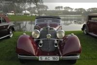 1935 Mercedes-Benz 540K