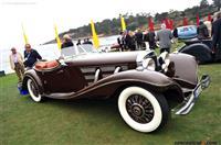 1935 Mercedes-Benz 500K