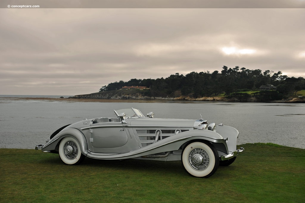 Auction Results And Sales Data For 1936 Mercedes Benz 500k
