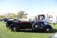 1936 Mercedes-Benz 500K.  Chassis number 209421