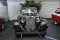 1937 Mercedes-Benz Type 320 image.