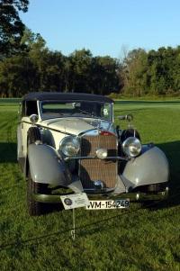 1937 Mercedes-Benz 290 L